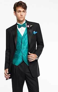 17 Best images about sweet 15 ideas on Pinterest ... Quinceanera Chambelanes Tuxedos With Blue