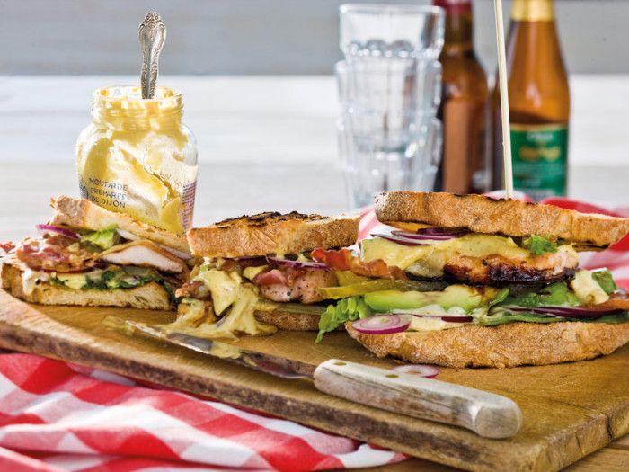 club-sadwich