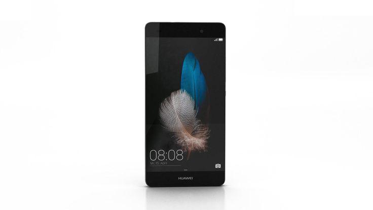 Smartphone Huawei P8 Lite 16GB Dual Sim Μαύρο
