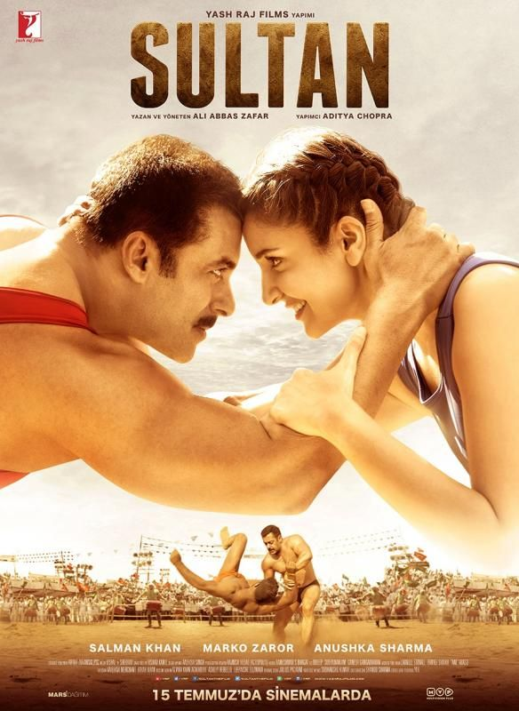 Sultan 1080p Turkce Dublaj Indir Hindi Movies Film Salman Khan
