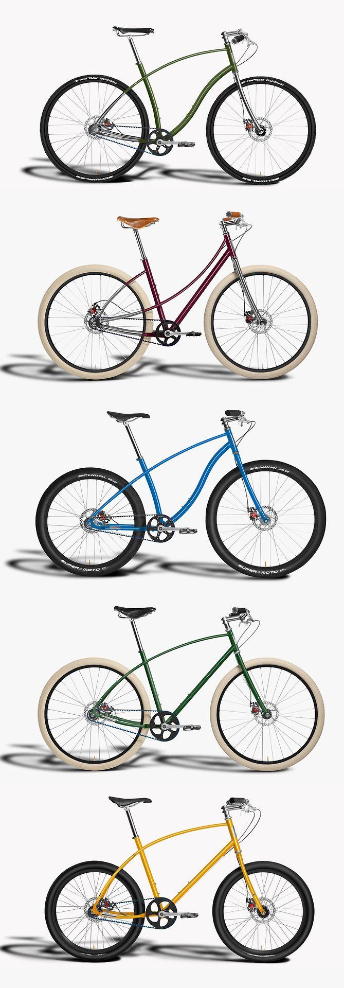 Budnitz Bicycles Colors #FairfieldGrantsWishes