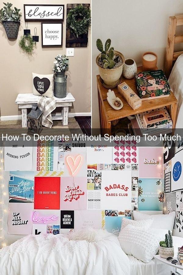 Affordable Interior Design Ideas Cute Cheap Decor Cheap Affordable Home Decor Decorating Bookshelves Decor Farmhouse Interior Design