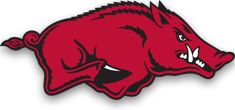FRONT OF WIDGET - Free 2015 Arkansas Razorbacks Football Schedule Widget for Mac OS X - Wooo Pig Sooie! - National Champions 1964  http://riowww.com/teamPages/Arkansas_Razorbacks.htm