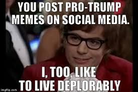 Image result for pro trump memes