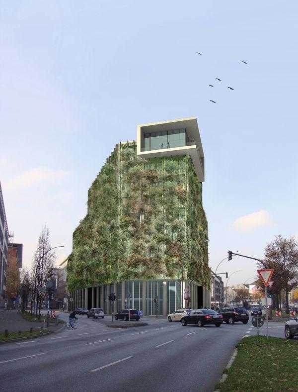 EDYE ARCHITEKTEN Hotel Projekt