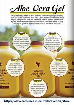 Forever Living Products on Pinterest | Forever Living, Aloe Vera ...