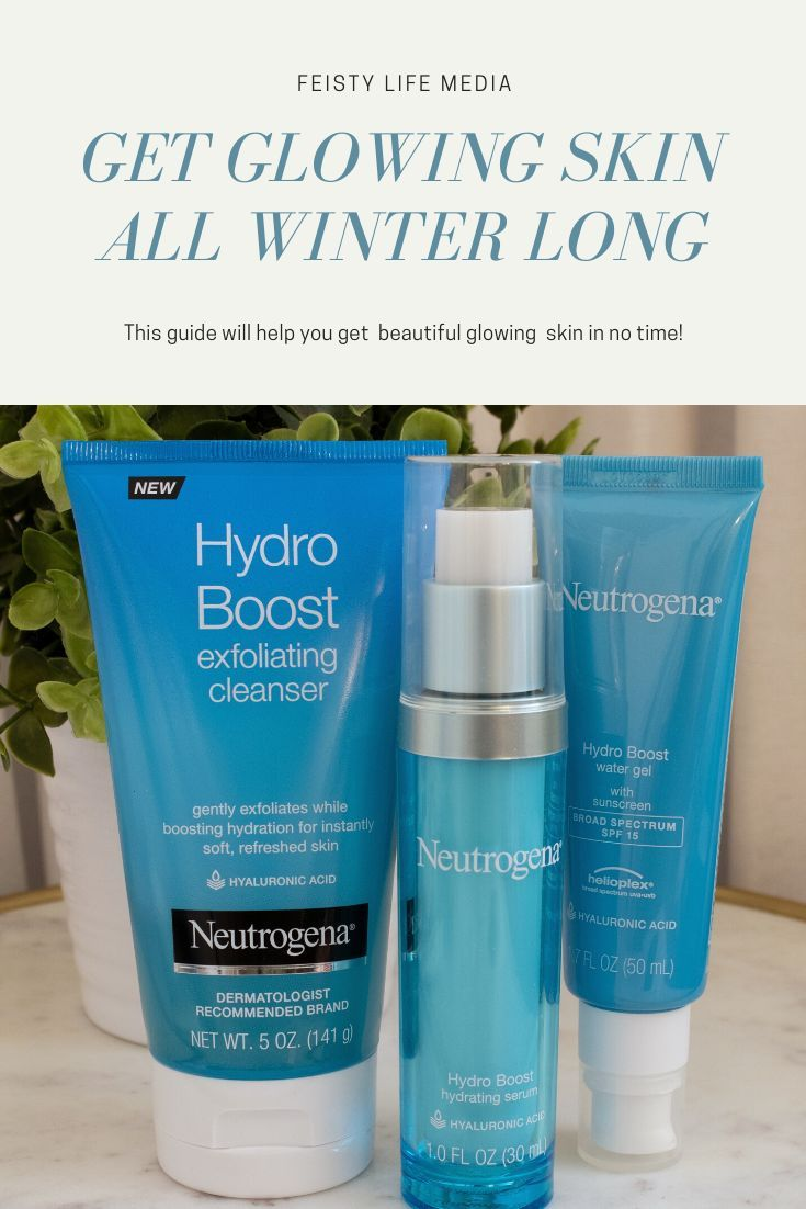Glowing Skin All Winter Long In 2020 Neutrogena Skin Care Cleanser For Oily Skin Glowing Skin