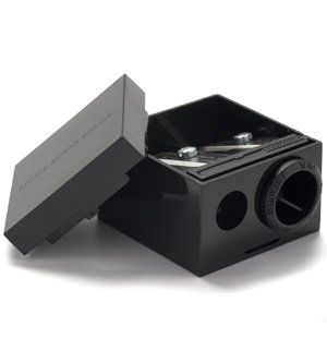 Trio Eye Pencil Sharpener 1 pc by Rouge Bunny Rouge -- Details can be found by clicking on the image.
