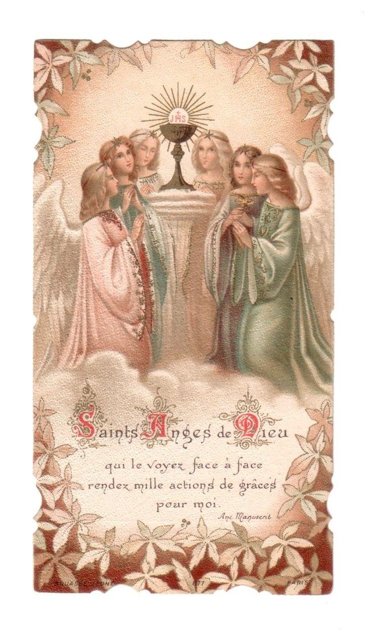 Holy Card-