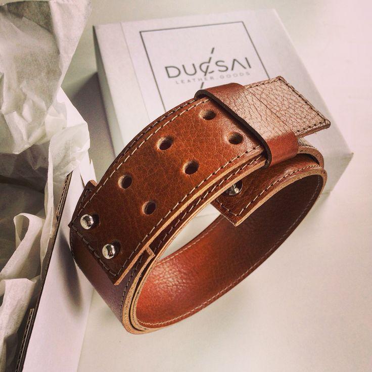 Women belt #tannedleather  #ducsai #hungariandesigner