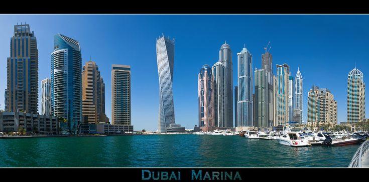 Dubai Marina 2013