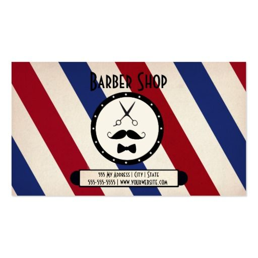200 best images about Barber Business Cards on Pinterest