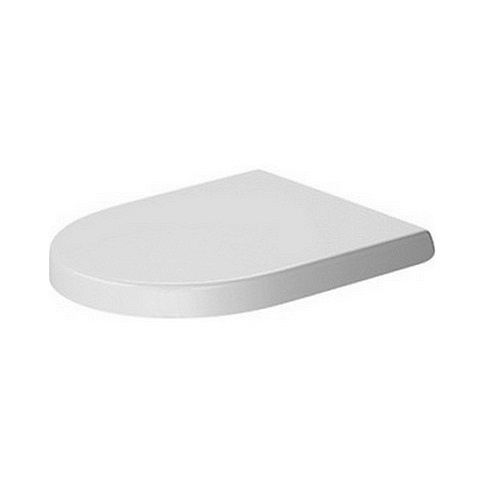 Duravit Toilet Seat and Cover, Darling New (White Alpin)