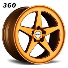 Rizo alloy wheels, Tiffando Luxury Wheels, Vox racing wheels direct from China (Mainland)