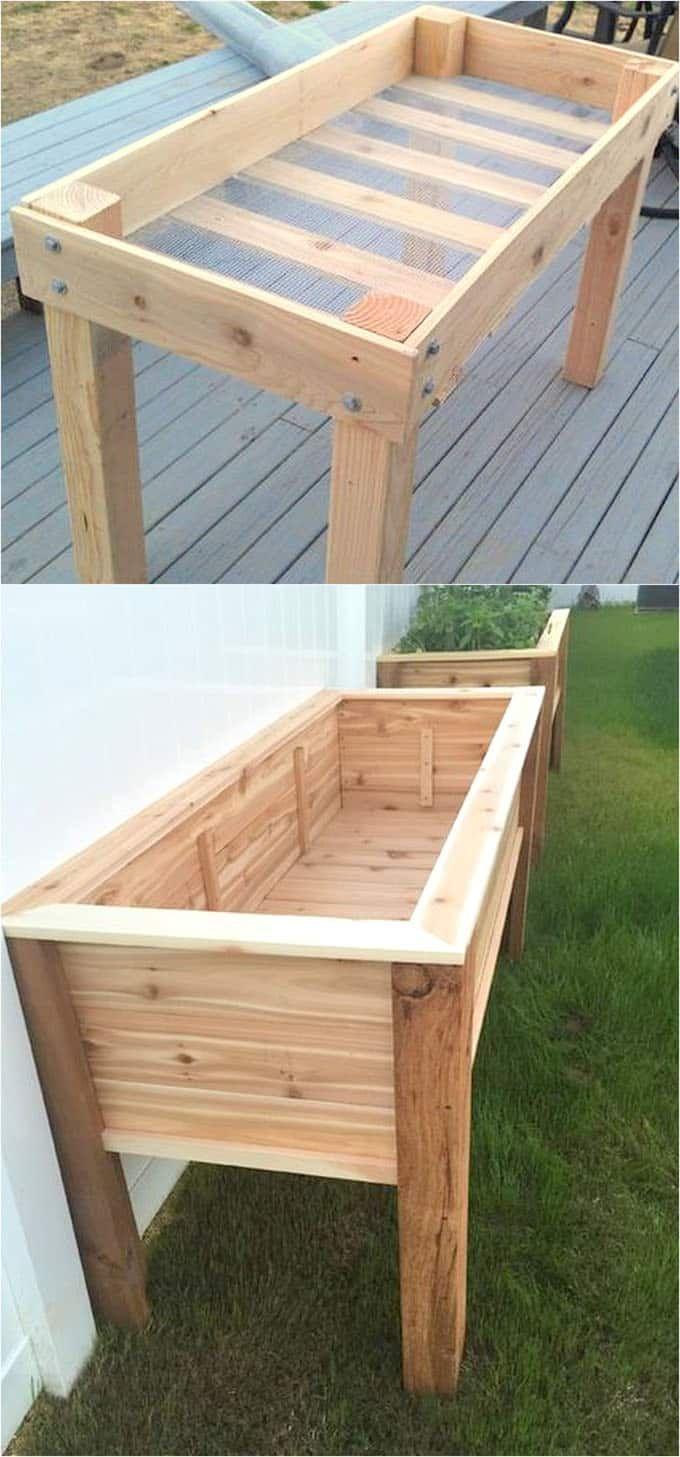 28 Best Diy Raised Bed Garden Ideas Designs Raised Garden Beds Building Raised Garden Beds Building A Raised Garden