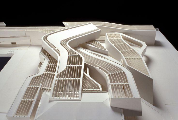 Zaha Hadid's MAXXI - National Museum of XXI Century Arts - Buildipedia