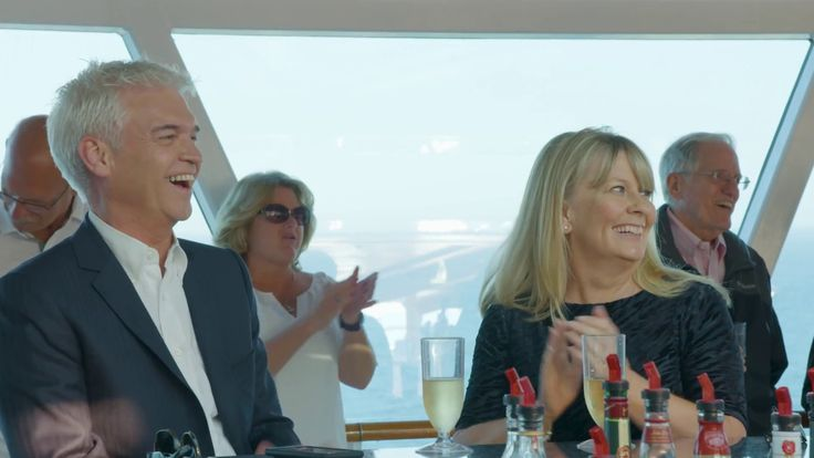awesome Phillip Schofield's 1st Princess Cruise