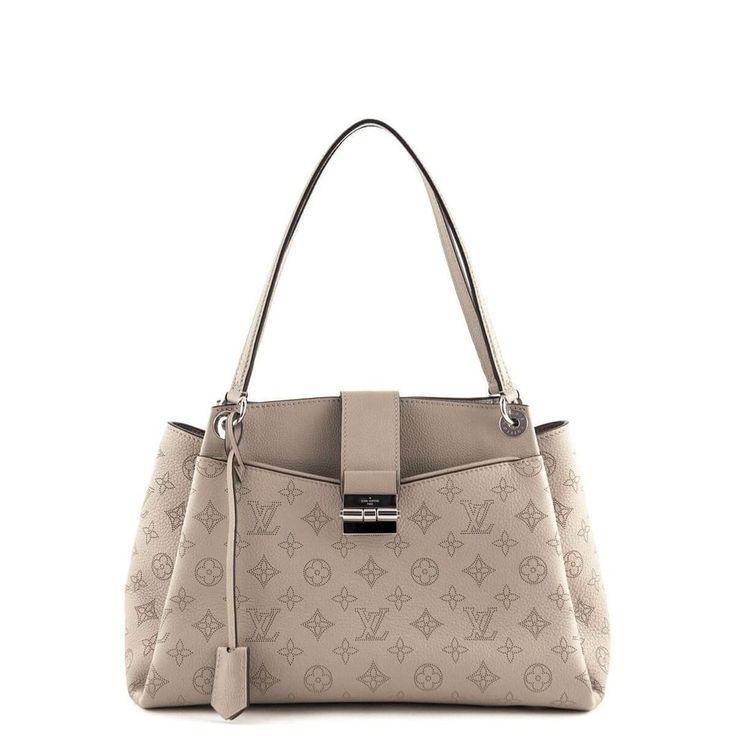 Louis Vuitton Dune Mahina Sevres - LOVE that BAG - Preowned Authentic Designer Handbags - $3950 CAD