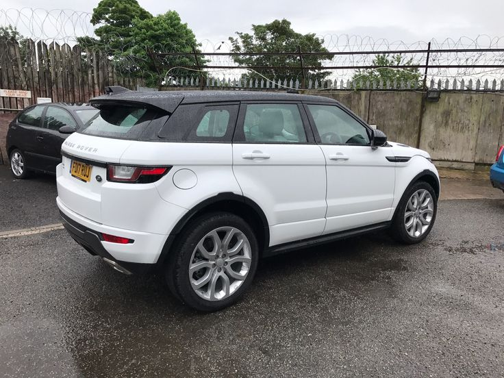 The Range Rover Evoque #carleasing deal | One of the many cars and vans available to lease from www.carlease.uk.com