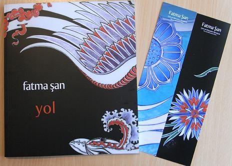 """装飾タイル個展 """" Yol  (道) """"@ Taksim Sanat Galerisi : - イスタンブル発 - トルコタイル通信"""