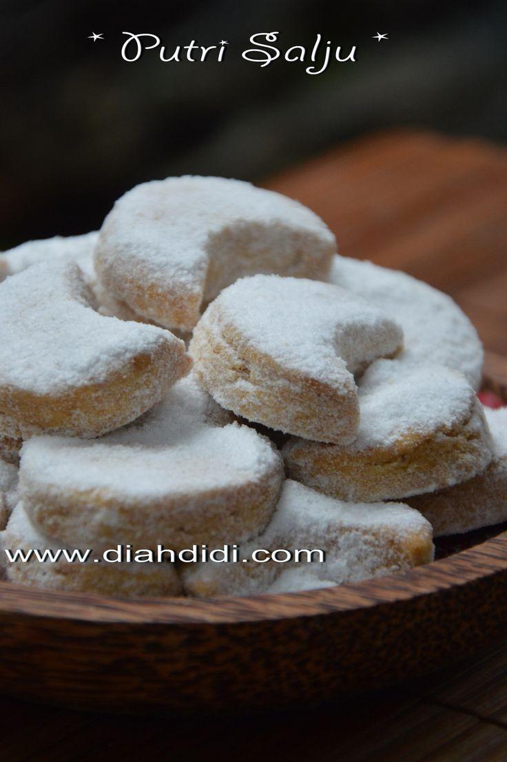 Diah Didi's Kitchen: Resep Kue Putri Salju