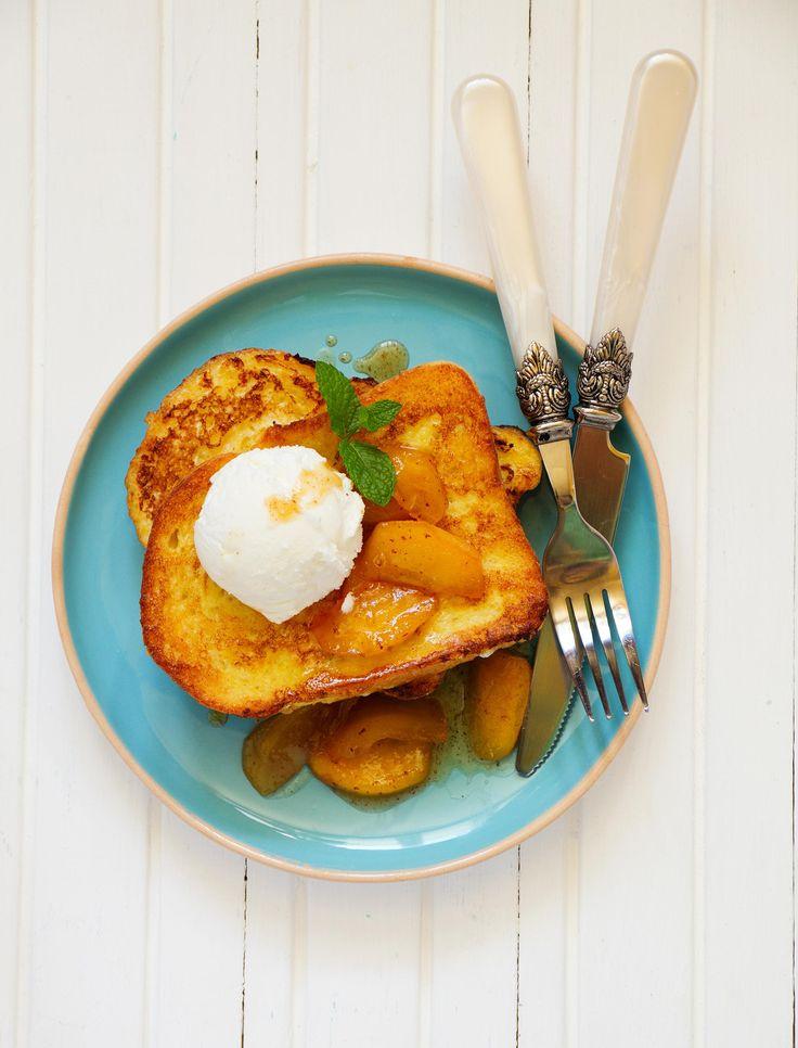Essayez notre recette simple de pain doré aux pomm...