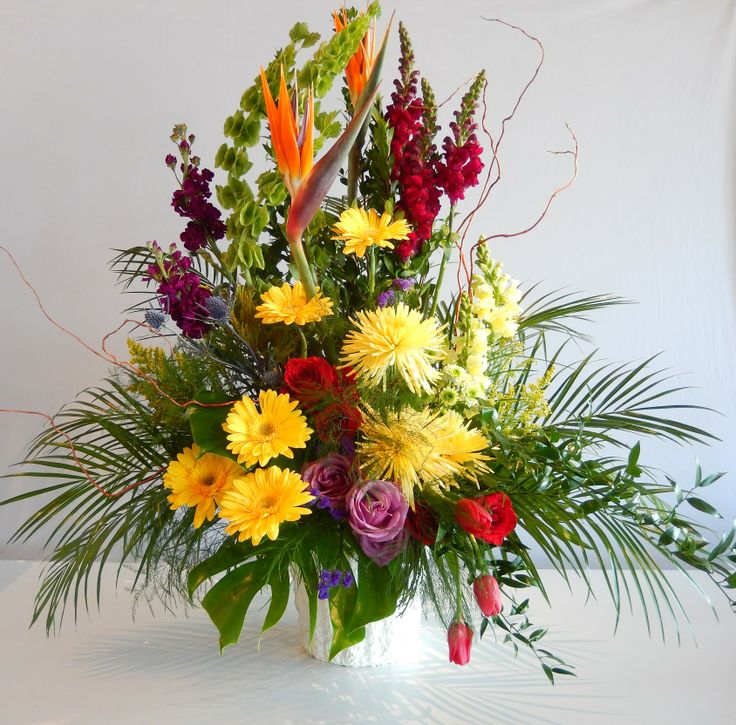 Best corporate flowers images on pinterest