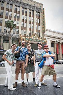 Kyle Gass Band: Uramerikanischer Rock im Turock