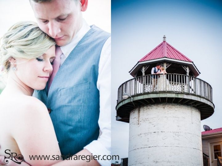 Shayna & Scott are Married – Bayfield, Ontario & Hessenland Country Inn