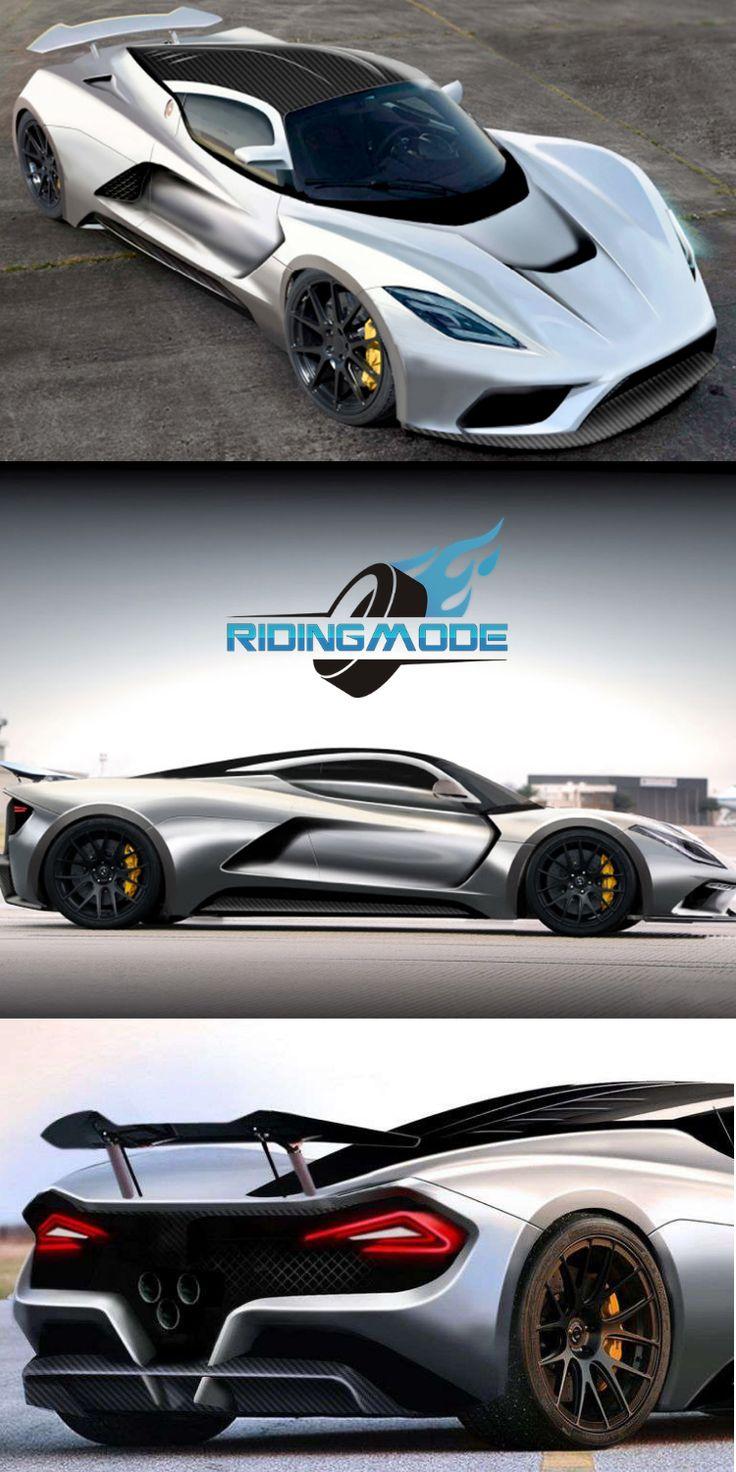 Hennessey Venom F5 top speed will be 290mph