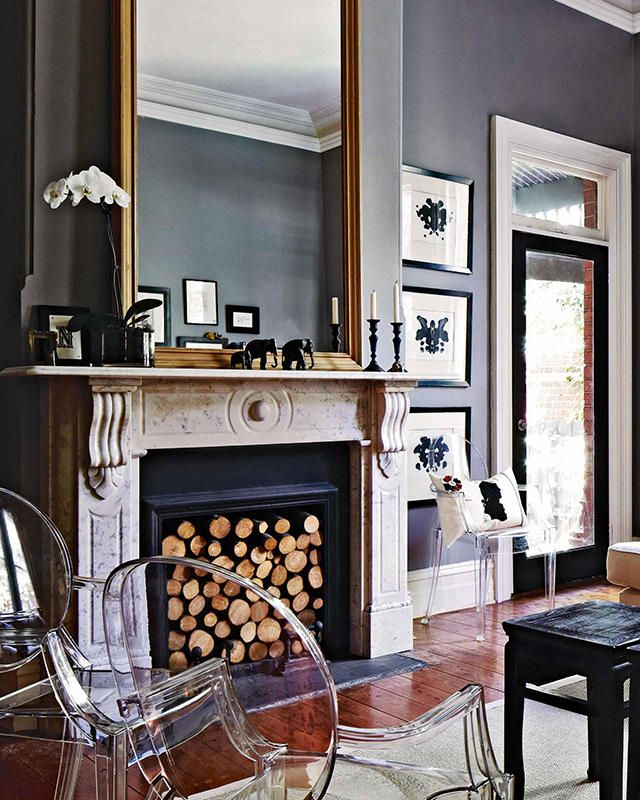 Creative Ways To Decorate Your Fireplace | TheNest.com