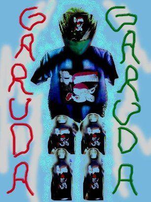 Comic Book GARUDA