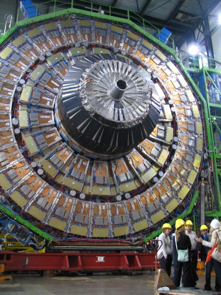 Large Hadron Collider | Cool | Pinterest