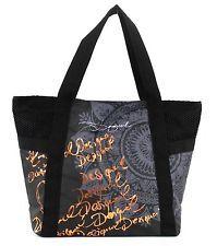 Desigual Sac À Bandoulière Bols Shopping Bag G Dorado