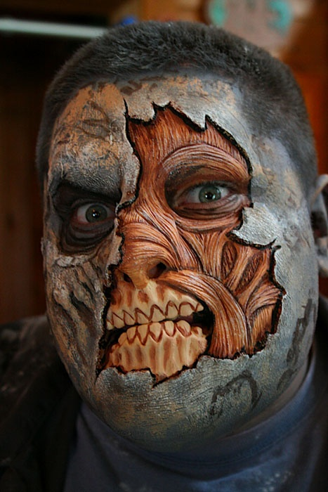 Kyle Pasciutti Design | Wolfe Brothers Makeup and Special FX Class