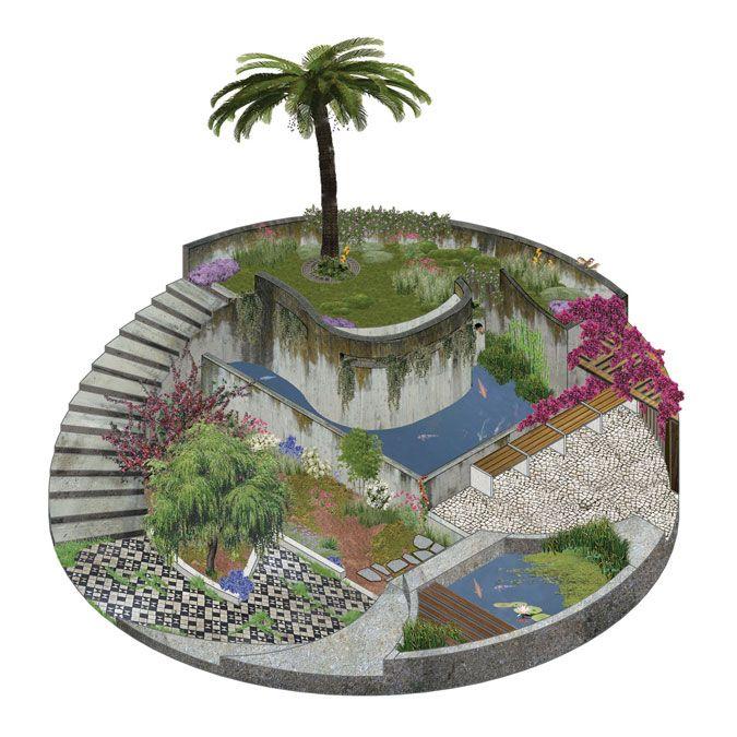 Escapement Garden