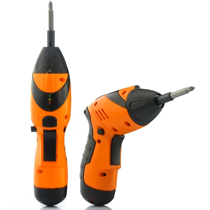 2-in-1 Cordless Adjustable Electric Drill and Screwdriver - Set of 45 Drills and Screw Heads, Rechargeable Battery 4.8V;  http://www.chinavasion.com/bebn-ElectronicGadgets/