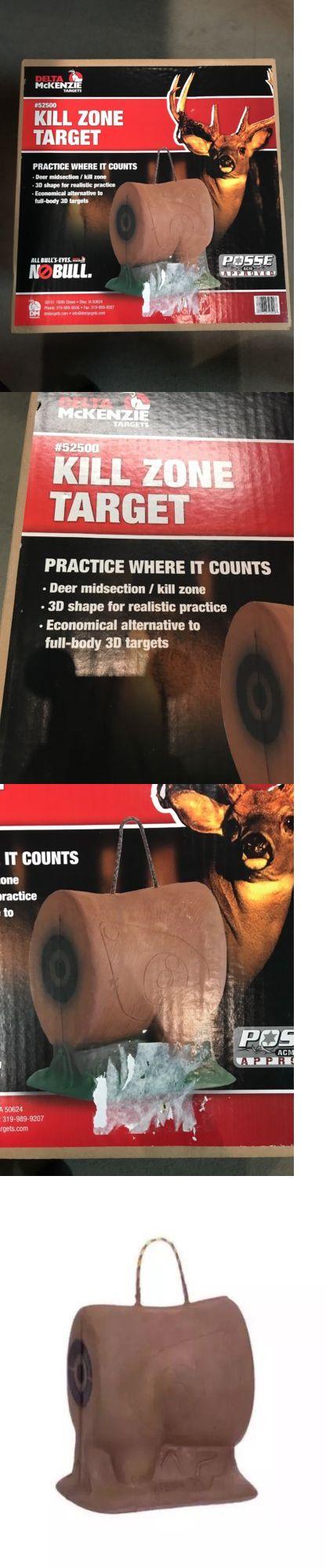 Decoys 36249: Delta Mckenzie Hunting 52500 Backyard 3D - Kill Zone Portable Mid Archery Target -> BUY IT NOW ONLY: $69.99 on eBay!