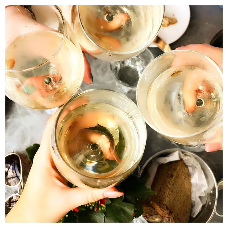 Saturday nights should be full of wine with friends