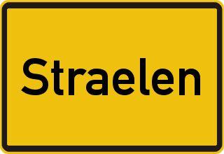 Schrotthändler sowie Schrotthandel Straelen