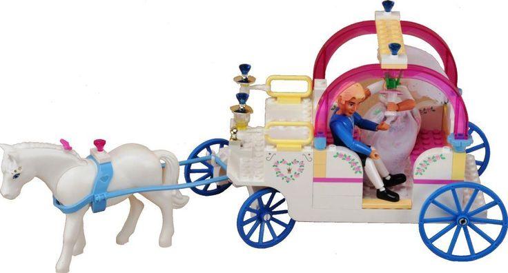 Lego Belville 5827 - The Royal Coach