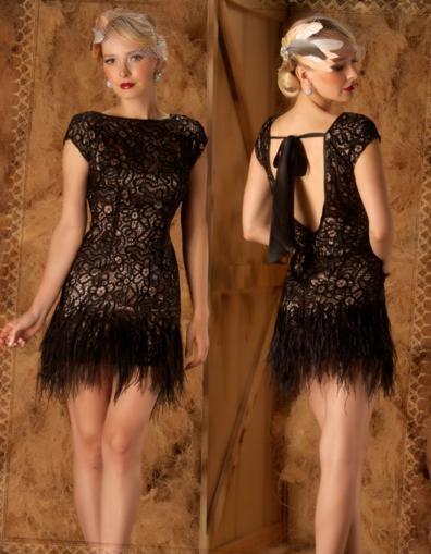 Gatsby style MacDuggal dress   Bridal Elegance & Pageantry   $229