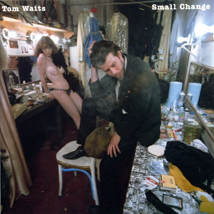 Tom Waits has made a career out of being an oddity. His blues faze was fantastic and here's a look at one of his best: 'Small Change'.