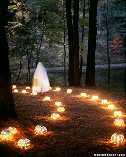 garden path luminaries