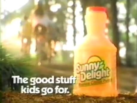 Sunny Delight. This was pretty much all I ever drank in elementary school! Every lunch time, all I needed was my Sunny D and my gold fish crackers and I was good.