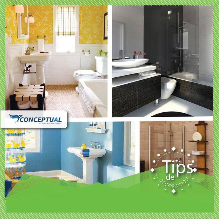 ¿Cuál de estos colores te gusta más para tu baño?