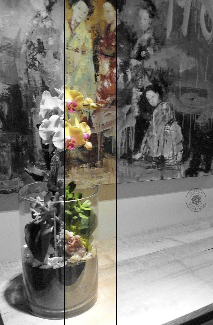 8 best la petite gardenia terrariums images on pinterest. Black Bedroom Furniture Sets. Home Design Ideas