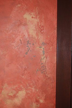 South West Texture Faux Paint To Walls