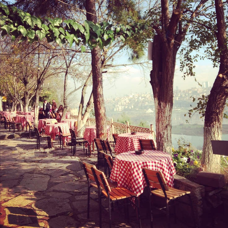 Pierre Loti Cafe istanbul