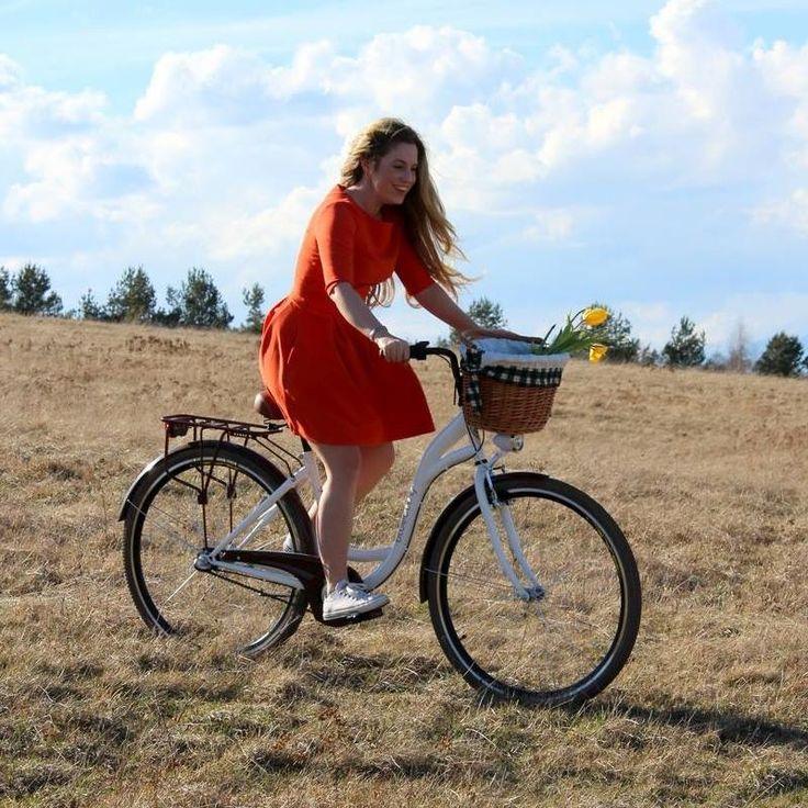 My retro vintage shabby bike :) Slovakia, Tatras